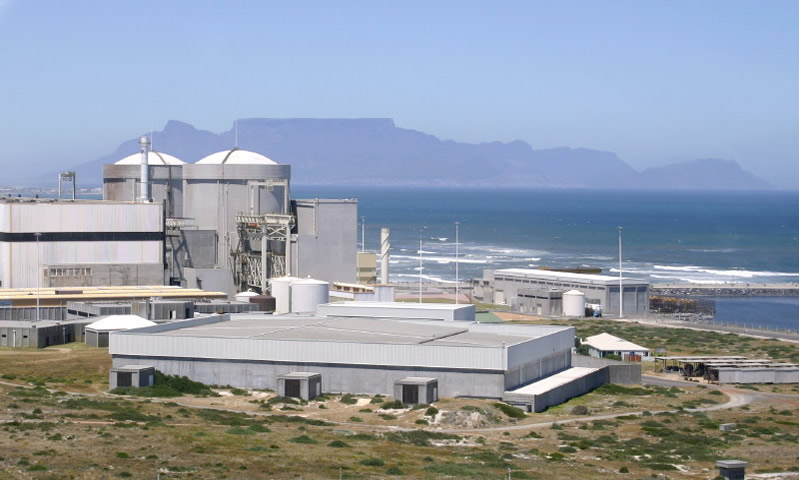 Koeberg Nuclear Power Station